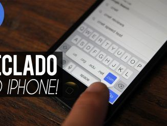 iKeyboard – Como ter o teclado do iPhone 7 no celular Android